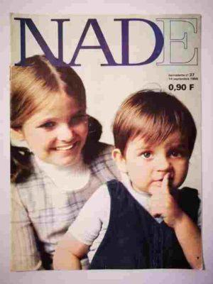 NADE N°37(1969) Les jumelles – Destination New-York (Janine Lay)