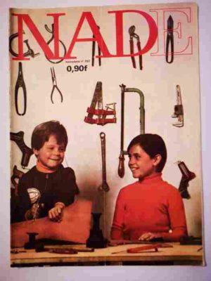 NADE N°392 (1968) Les jumelles (Le client a toujours raison)