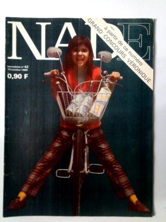 NADE N° 42(19 octobre 1969) Les jumelles - La tête de Socrate