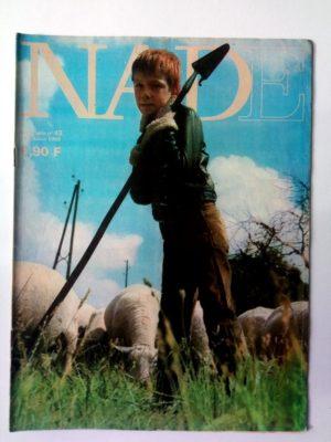 NADE N°43(1969) Les jumelles – La tête de Socrate (Janine Lay)