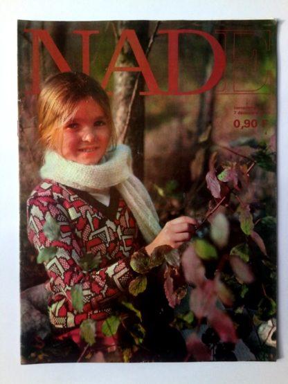 NADE N° 49(7 décembre 1969) Les jumelles - Nous irons revoir notre île