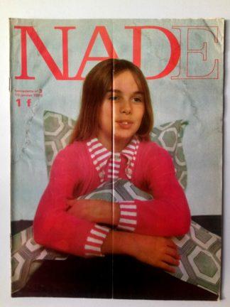 NADE N° 3(18 janvier 1970) Les jumelles - Le porte-documents noir