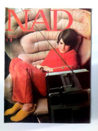 NADE N° 7(15 février 1970) Les jumelles - Qui a volé la boîte à bonbons
