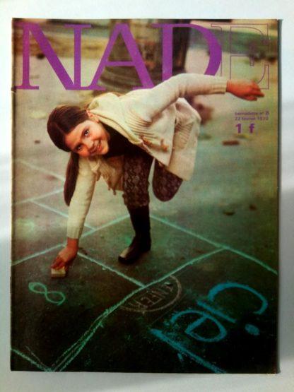 NADE N° 8(22 février 1970) Les jumelles - Qui a volé la boîte à bonbons