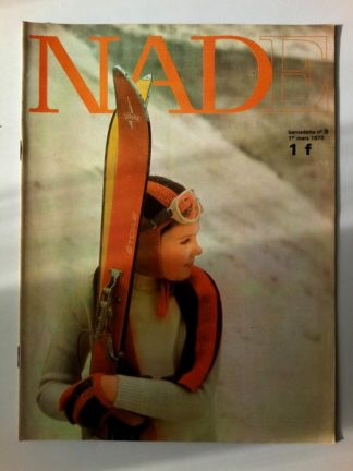 NADE N° 9(1er mars 1970) Les jumelles - Qui a volé la boîte à bonbons?
