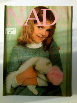 NADE N° 10 (8 mars 1970) Les jumelles - Trois Petites Marionnettes