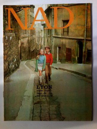 NADE N° 17(26 avril 1970) Les jumelles - Evelyne - Janine Lay