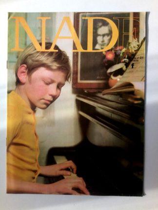NADE N° 21(24 mai 1970) Les jumelles - Un Voyage de rêve - Janine Lay