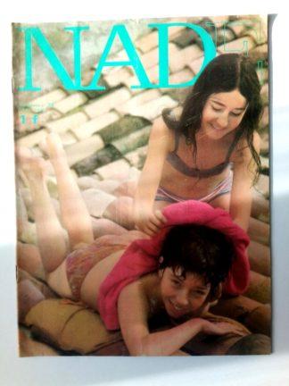 NADE N° 24(14 juin 1970) Les jumelles - Un Voyage de rêve - Janine Lay