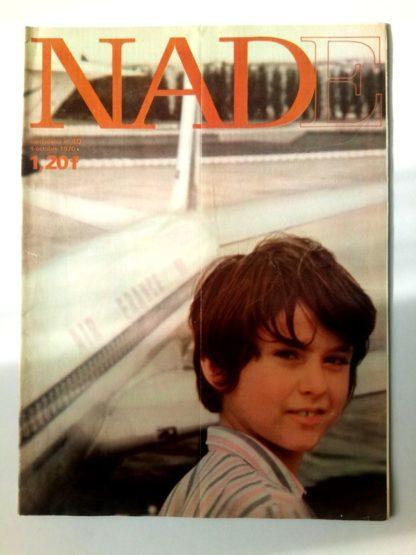 NADE N° 40(4 octobre 1970) Les jumelles - Le poussin à deux têtes - Janine Lay