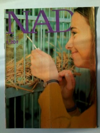 NADE N° 43(25 octobre 1970) Les jumelles - Le poussin à deux têtes - Janine Lay