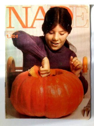 NADE N° 44(1er novembre 1970) Les jumelles - Le poussin à deux têtes - Janine Lay