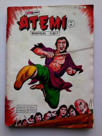 ATEMI (Mon Journal) N° 60 Tsé-Khan - Trahison