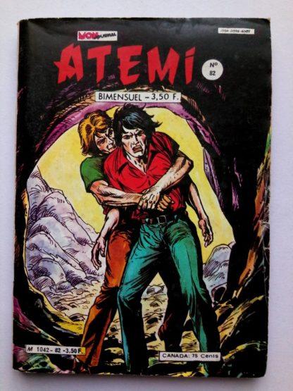 ATEMI (Mon Journal) N° 82 Tsé-Khan - Le perceur de coffres-forts