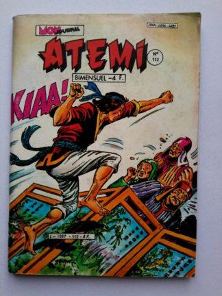 ATEMI (Mon Journal) N° 112 Tsé-Khan - Jeu de l'oie