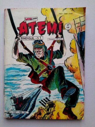 ATEMI (Mon Journal) N° 158 ROCKY - La loi du gang