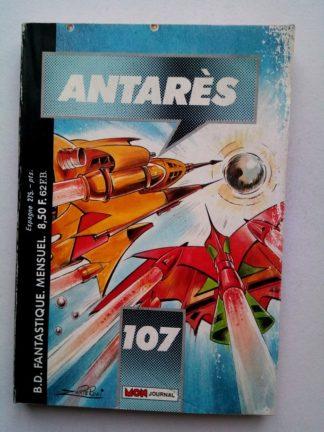 ANTARES (Mon Journal) N° 107 Les pierres de lumière