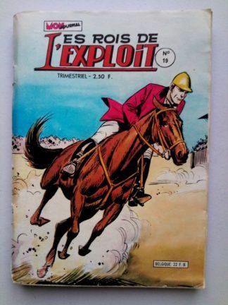 LES ROIS DE L'EXPLOIT (Mon Journal) n°19 les As du Sport - Les trompettes de la renommée