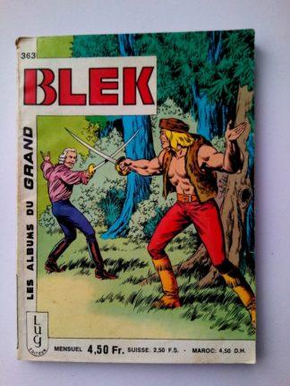 BLEK N° 363 - LUG 1981