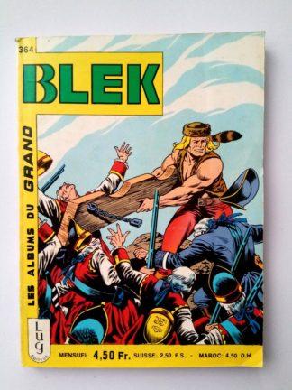 BLEK N° 364 - LUG 1981