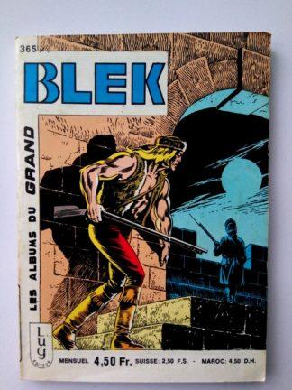BLEK N° 365 - LUG 1981