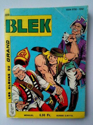 BLEK N° 389 - Le borgne de Potomac - LUG 1983