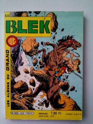BLEK N° 423 - Aigle Rouge - LUG 1986