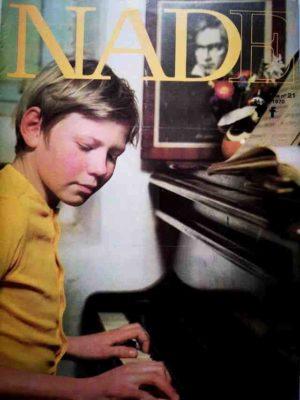 NADE N°21(24 mai 1970) Les jumelles – Un Voyage de rêve (Janine Lay)