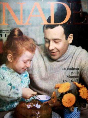 NADE N°22(31 mai 1970) Les jumelles – Un Voyage de rêve (Janine Lay)