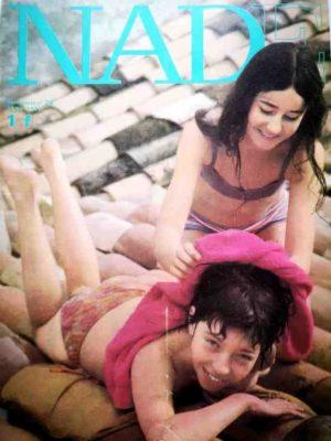 NADE N°24(14 juin 1970) Les jumelles – Un Voyage de rêve (Janine Lay)