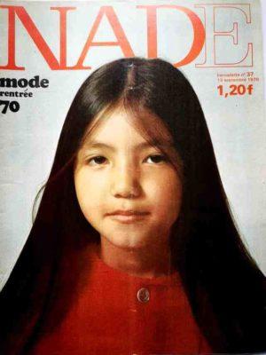 NADE N°37(1970) Les jumelles – Le Cheval de Minuit (Janine Lay)