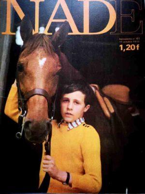 NADE N°41(1970) Les jumelles – Le poussin à deux têtes (Janine Lay)