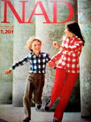 NADE N°42(1970) Les jumelles – Le poussin à deux têtes (Janine Lay)
