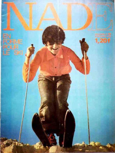 NADE N°49(1970) Les jumelles - Le Fennec court toujours (Janine Lay)