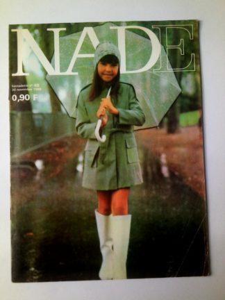 NADE N° 48(30 novembre 1969) Les jumelles - Nous irons revoir notre île (Janine Lay)