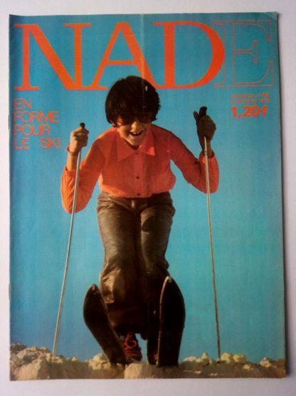 NADE N° 49 (6 décembre 1970) Les jumelles - Le Fennec court toujours - Janine Lay