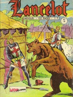 LANCELOT (Mon Journal) N°72 La loi du clan (1967)