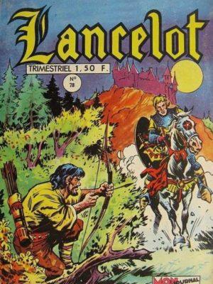 LANCELOT (Mon Journal) N°78 Le château de l'épouvante (1969)