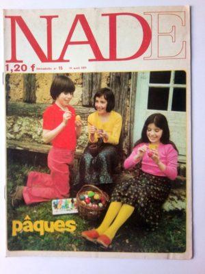 NADE N°15 (1971)Les jumelles – La course au trésor (Janine Lay)
