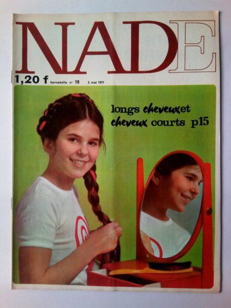 NADE N° 18 Les jumelles - La course au trésor (2 mai 1971 - Janine Lay)
