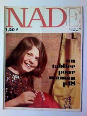 NADE N°19 (1971)Les jumelles – La course au trésor (Janine Lay)