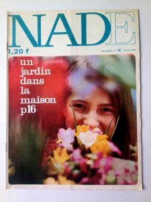 NADE N°20 (1971)Les jumelles – La course au trésor (Janine Lay)