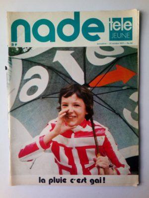 NADE N°44 (1971)Les jumelles – La Clef (Janine Lay)