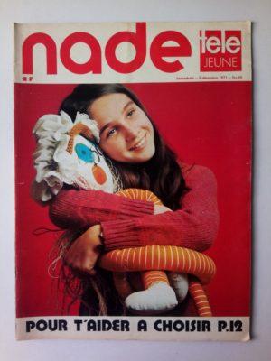 NADE N°49 (1971)Les jumelles – La Clef (Janine Lay)