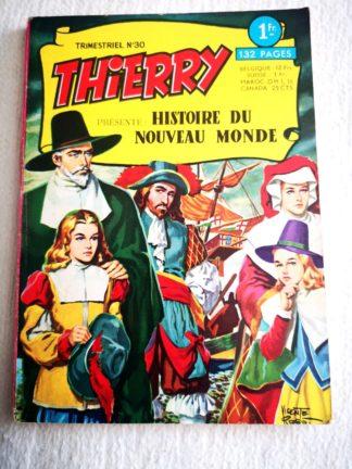 THIERRY N° 30 - Histoire du Nouveau Monde - AREDIT 1967