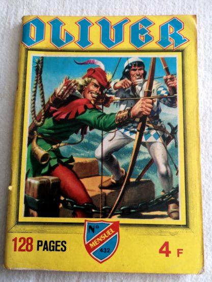 OLIVER N° 432 - Le trône de John (IMPERIA 1981) - BD