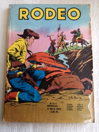 RODEO N° 331 TEX WILLER LUG