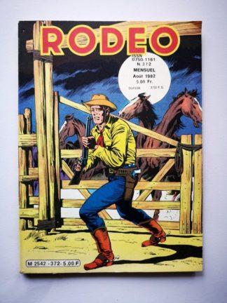 RODEO N° 372 TEX WILLER - LUG 1982