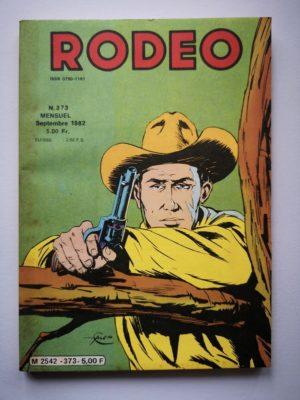 RODEO N°373 TEX WILLER – La bande à Balder (1e partie) LUG 1982