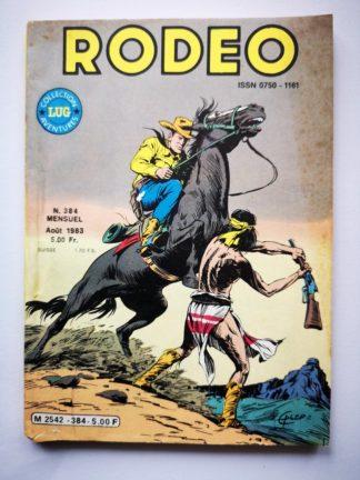 RODEO N° 384 TEX WILLER - LUG